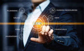 New ERP system