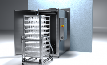 Pass-through drying oven 3100 l