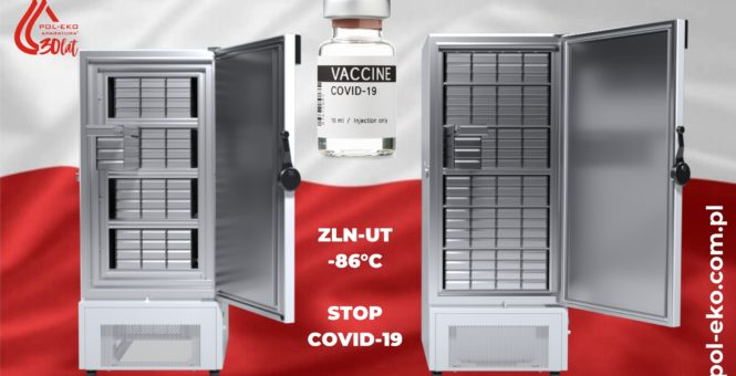 Medical refrigerators for storing COVID-19 vaccine